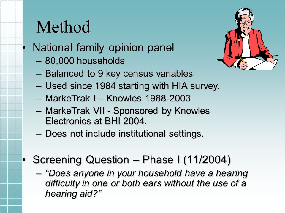 Introduction Hearing aid adoption rate stubborn at about 20%.Hearing aid adoption rate stubborn at about 20%.