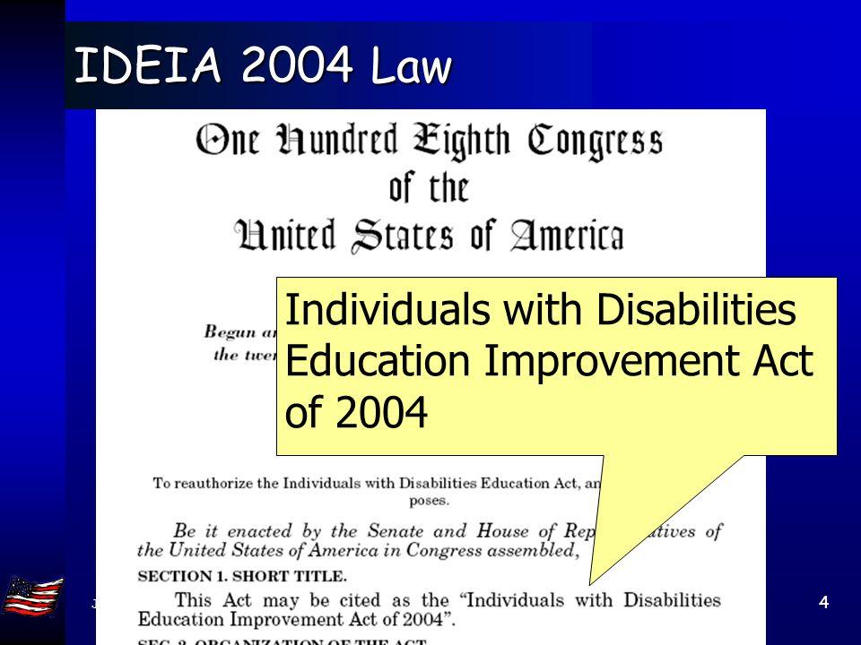 Jack A. Naglieri, Ph.D. George Mason Univ, Fairfax, VA 22030. naglieri@gmu.edu 3 IDEA Reauthorization Topical outline IDEIA and forthcoming regulation