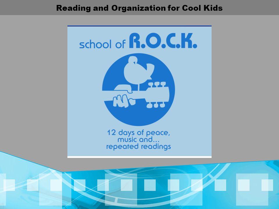School of R.O.C.K.