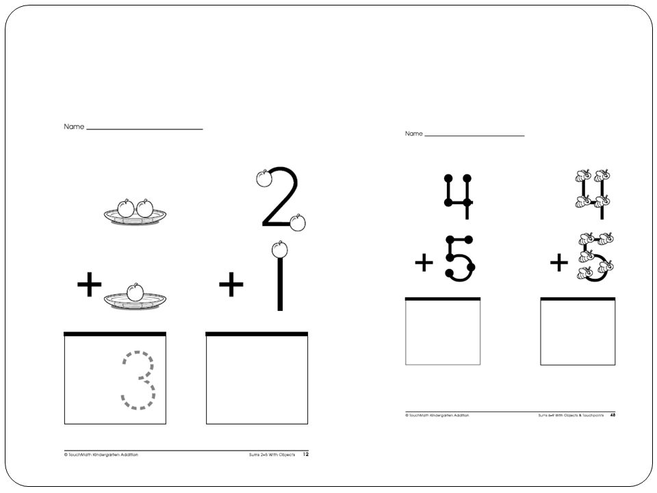 Statement of the Problem Presently there is limited research on the effectiveness of Touch Math and none on general education setting with kindergarten students There is even less information available from studies that included treatment and comparison groups through an experimental design