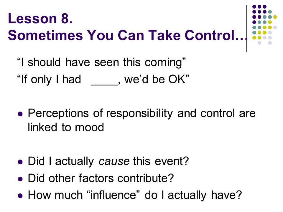 Lesson 8.