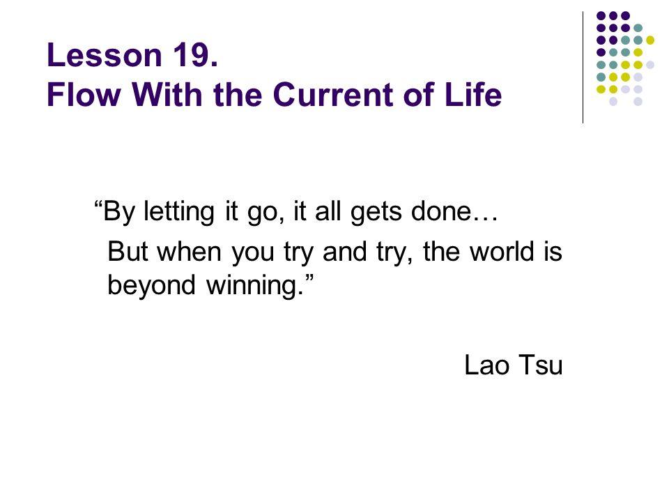 Lesson 19.