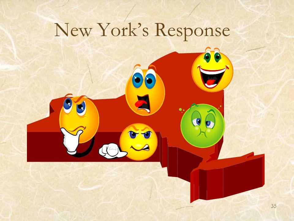 New Yorks Response 35
