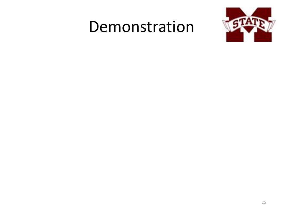 Demonstration 25
