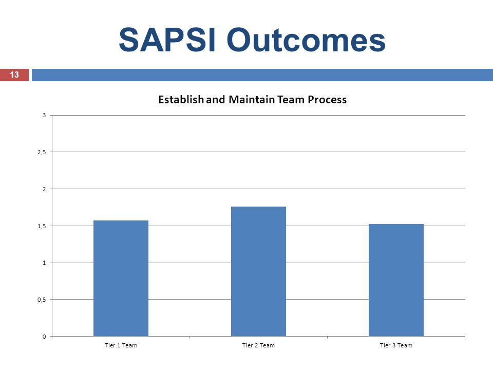SAPSI Outcomes 13