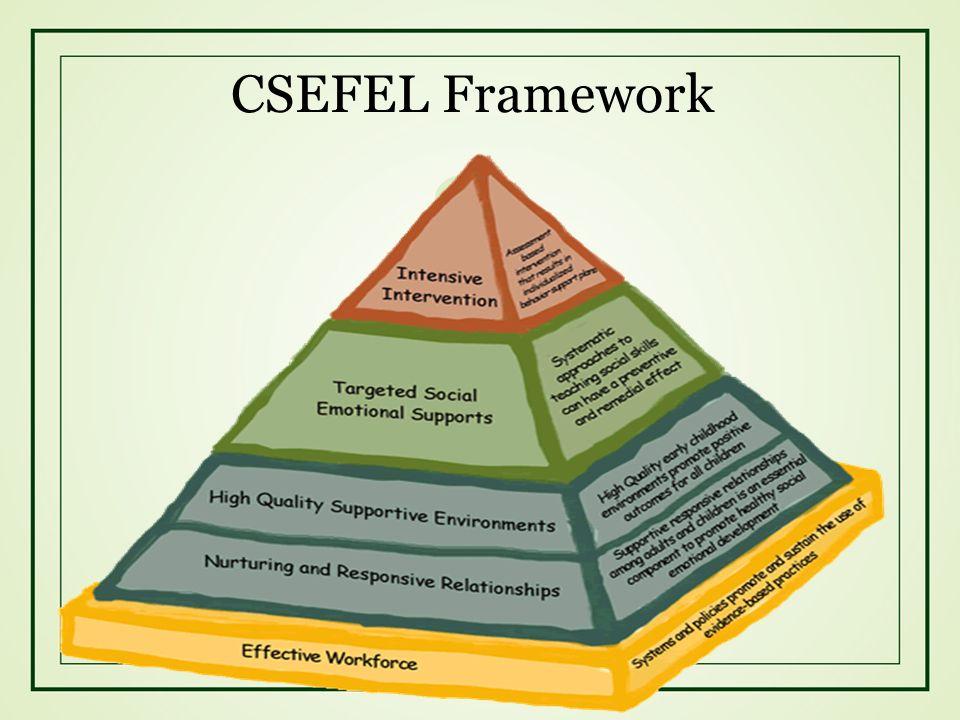 CSEFEL Framework