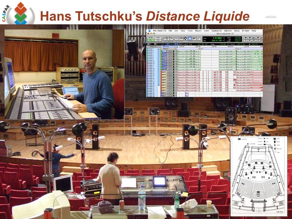 8 Hans Tutschkus Distance Liquide