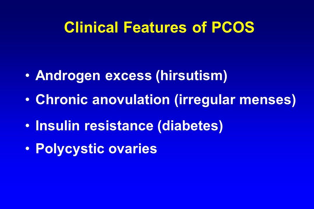 Glucose Intolerance in PCOS nNGTIGTDM Legro et al (2005) 7139 (55%)25 (35%)7 (10%) Ehrmann et al (1999) 12267 (55%)43 (35%)12 (10%) Norman et al (2001) 6754 (81%)13 (19%)0 16%/yr 2%/yr 9%54% 6/114/14