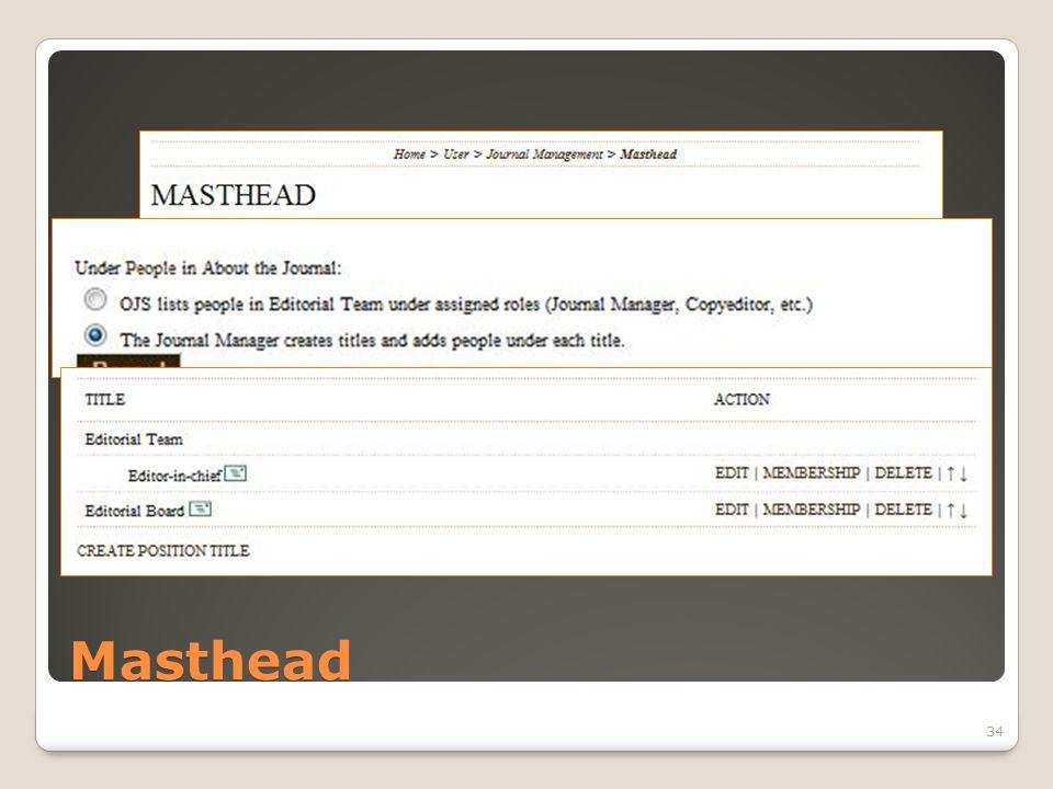 Masthead 34