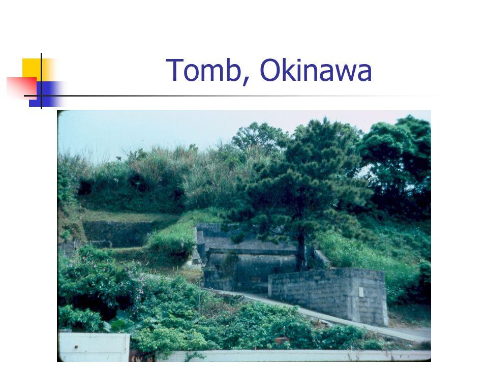 Tomb, Okinawa