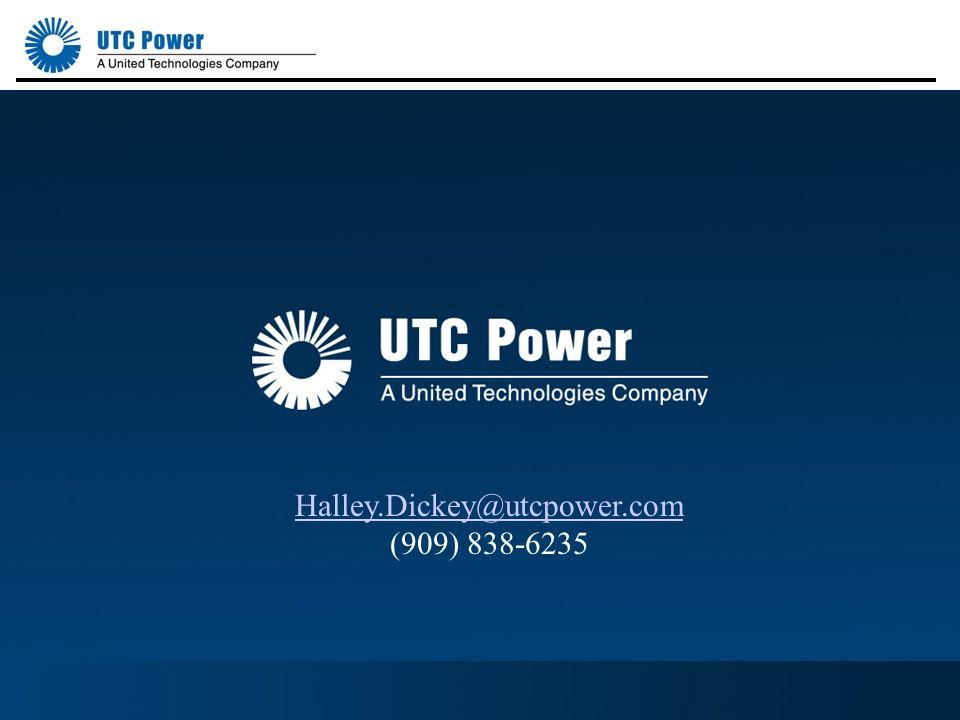 22 Halley.Dickey@utcpower.com (909) 838-6235