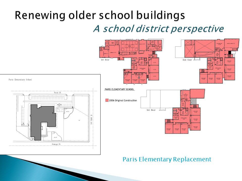 Paris Elementary Replacement