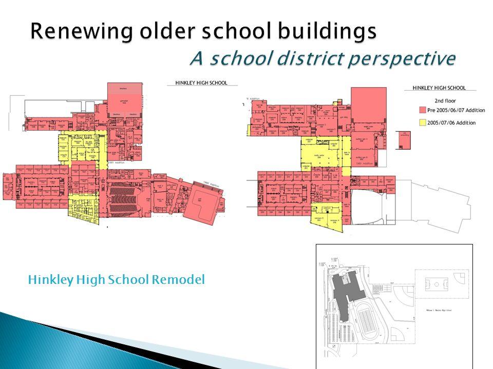 Hinkley High School Remodel