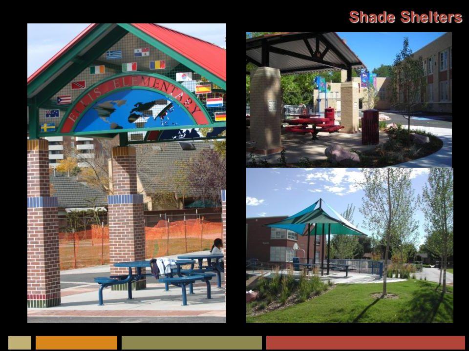 Shade Shelters