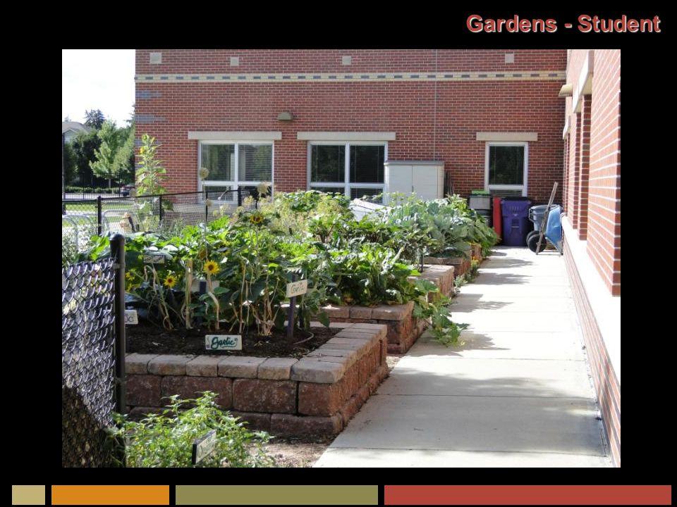 Gardens - Student