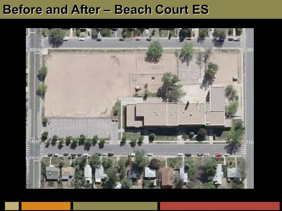 Before and After – Beach Court ES