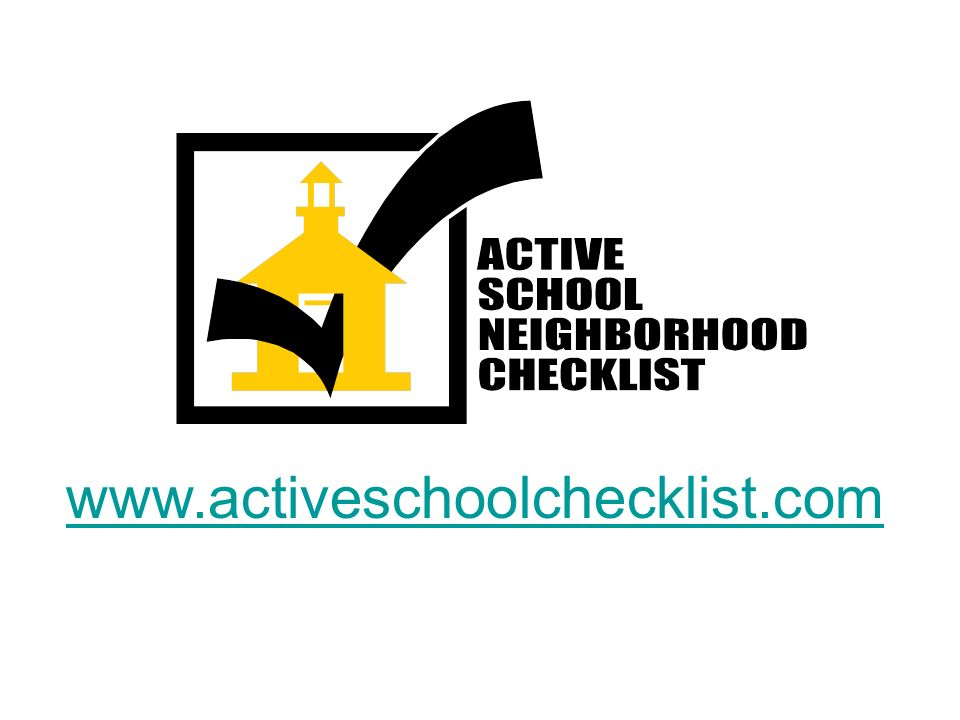 www.activeschoolchecklist.com
