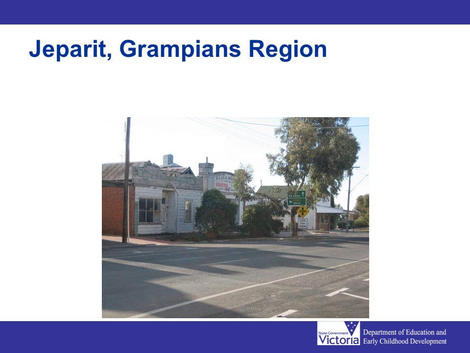 Jeparit, Grampians Region