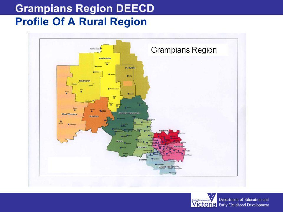 Grampians Region