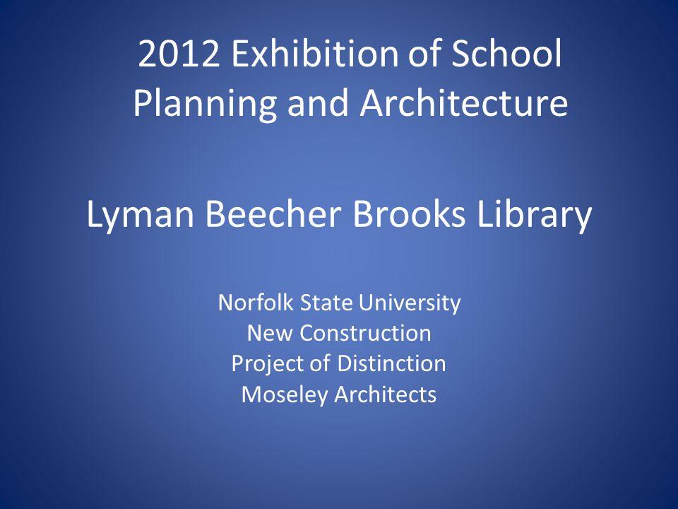 Lyman Beecher Brooks Library (Construction Photo)