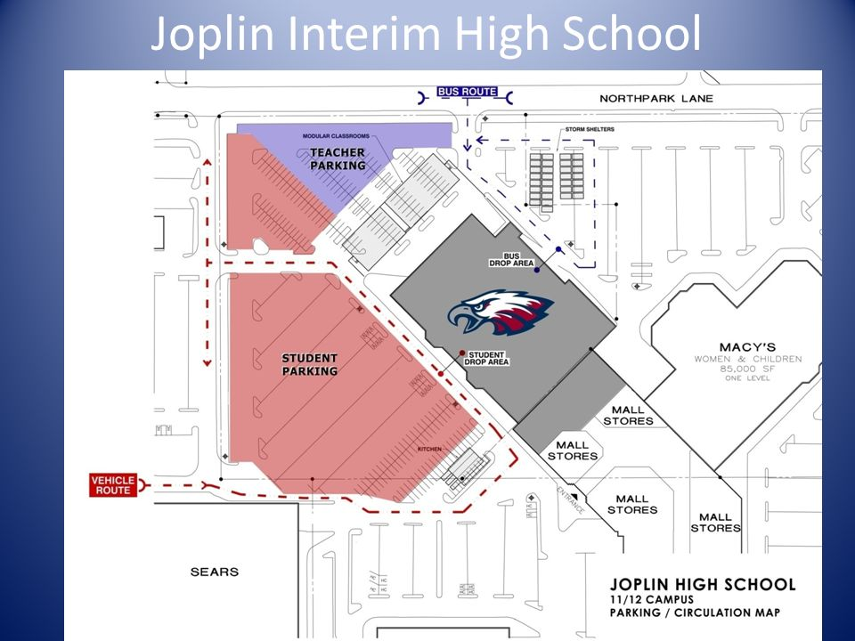 Delivering Our Promise Community Environment: The start of the school year on August 17 brought back community continuity Joplin needed to heal after the tragedy.