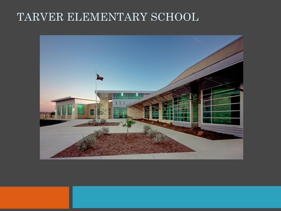 TARVER ELEMENTARY SCHOOL