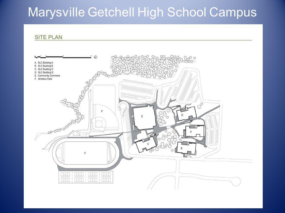 Marysville Getchell High School Campus