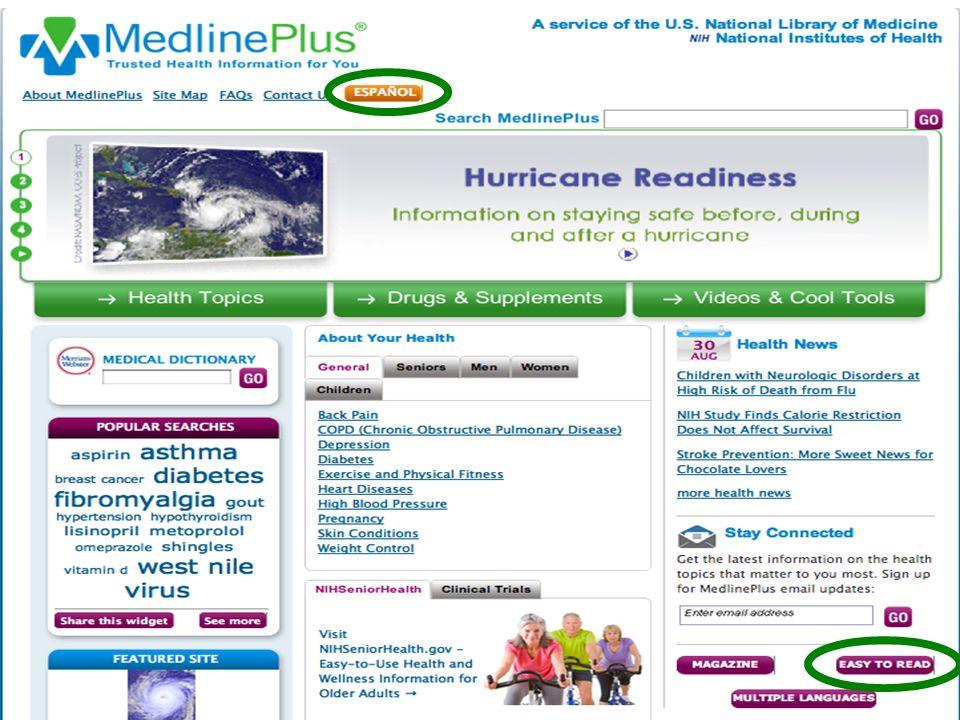 www.MedlinePlus.gov