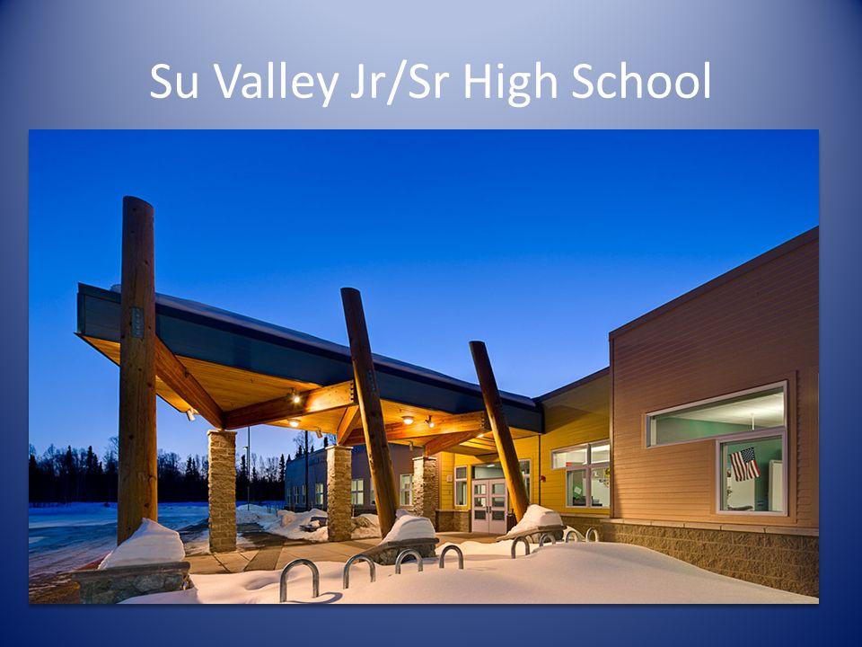 Su Valley Jr/Sr High School Main Exterior Image