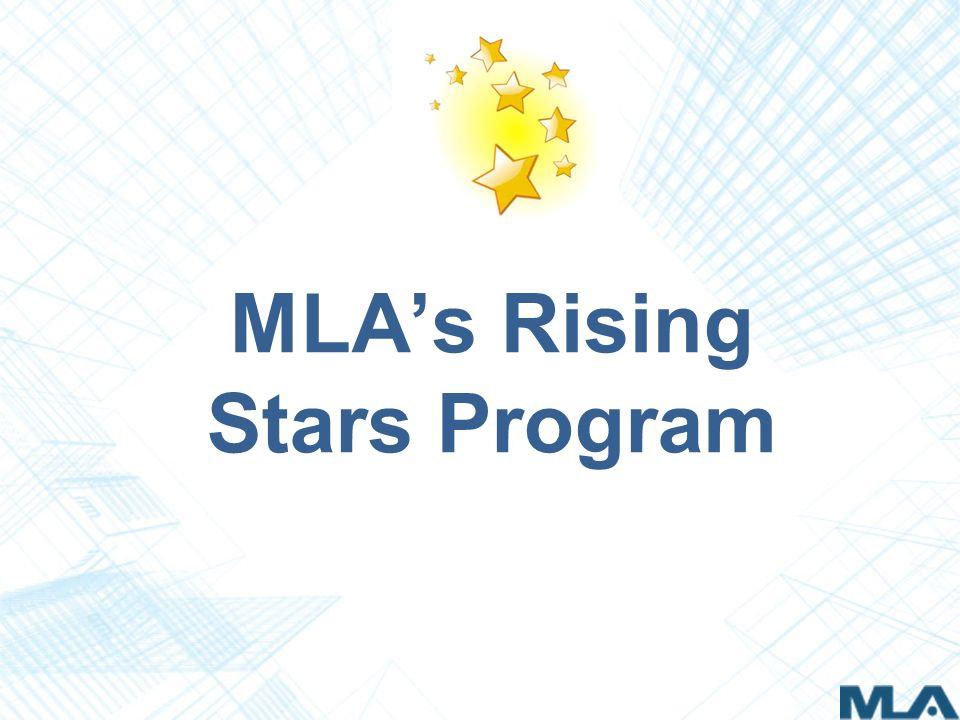 MLAs Rising Stars Program