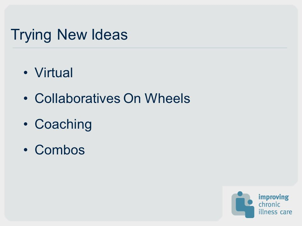 Trying New Ideas Virtual Collaboratives On Wheels Coaching Combos