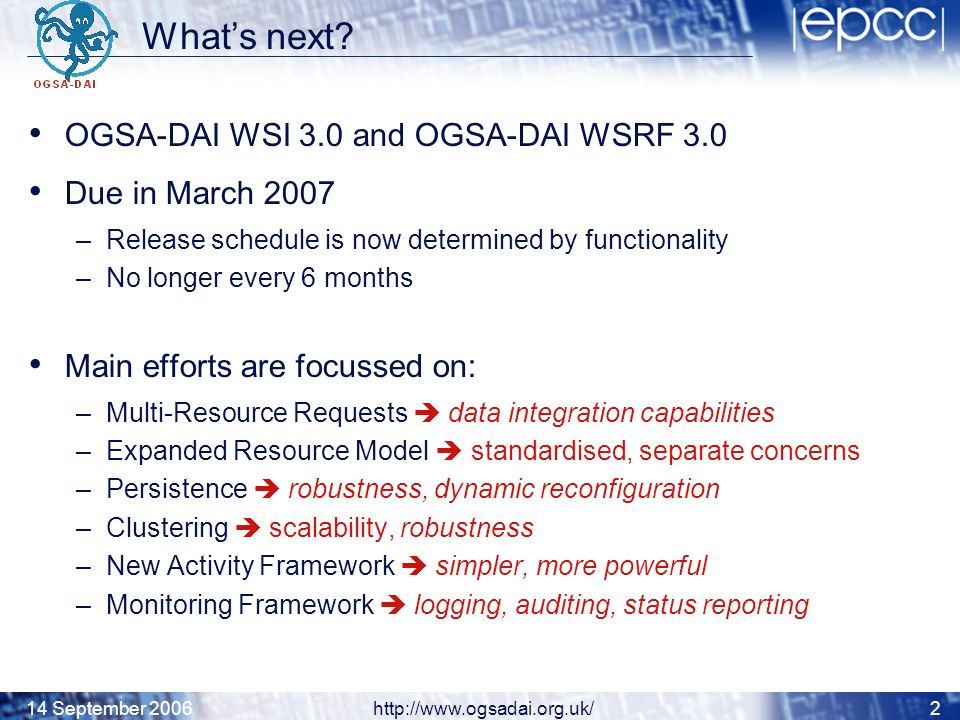 http://www.ogsadai.org.uk/2 Whats next.