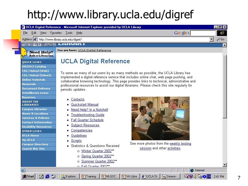 7 http://www.library.ucla.edu/digref