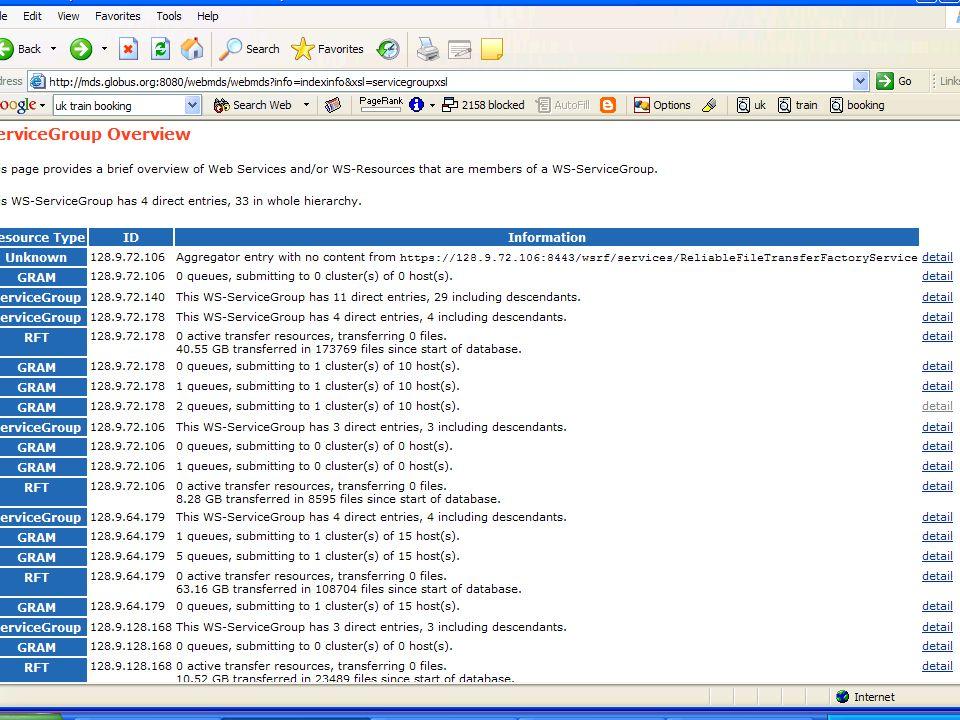56 WebMDS Service