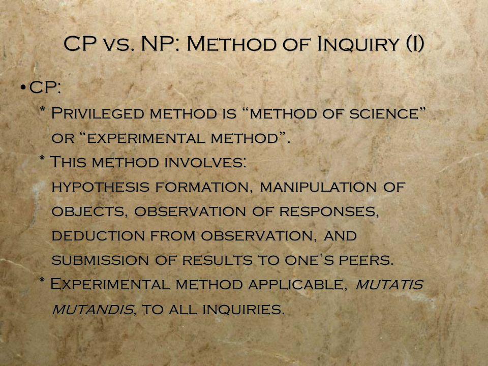 CP vs.