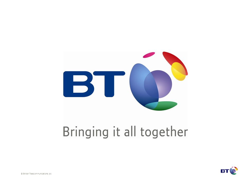 © British Telecommunications plc