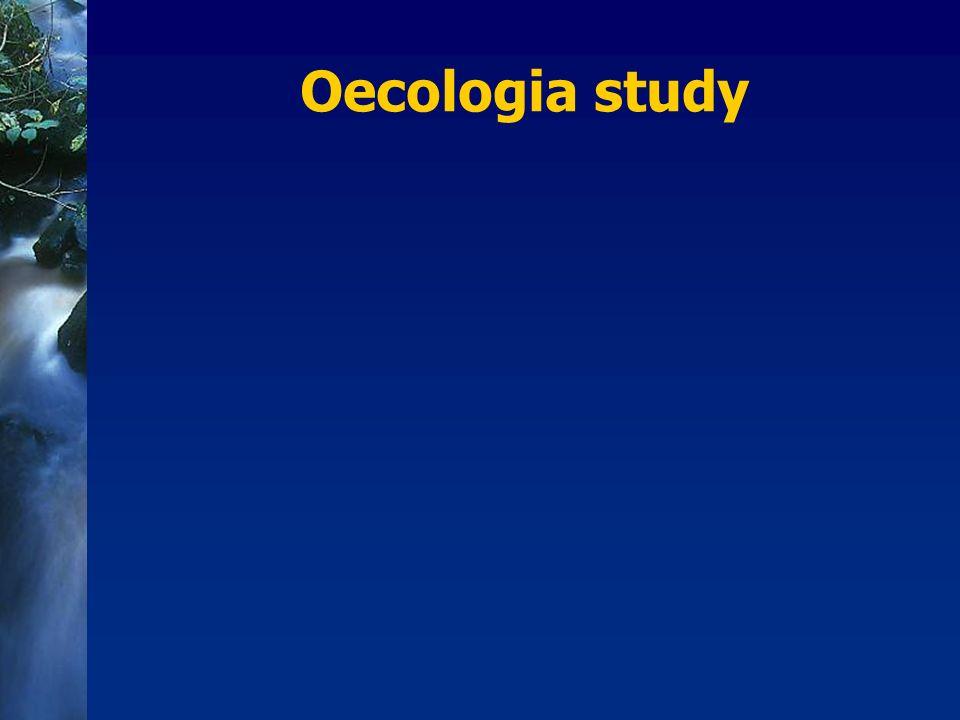 Oecologia study