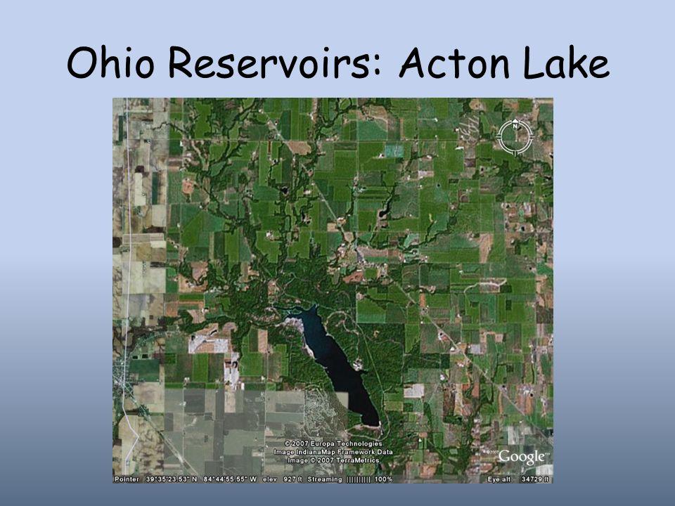 Ohio Reservoirs: Acton Lake