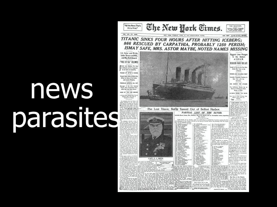 news parasites