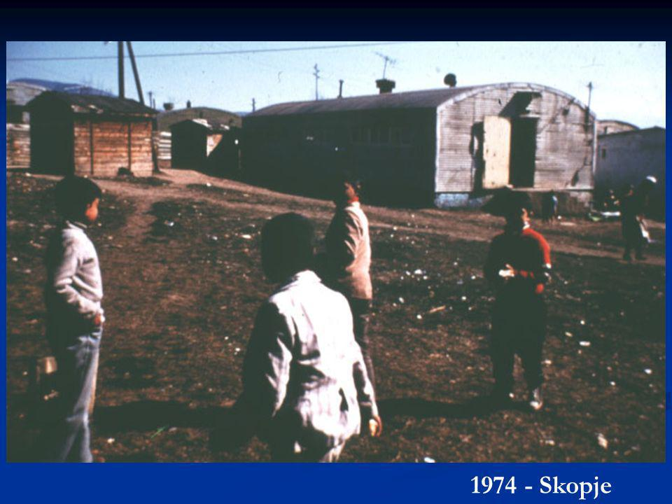 1974 - Skopje