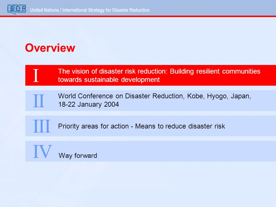 Relate risk awareness and monitoring responsibilities into existing disaster management and contingency planning.