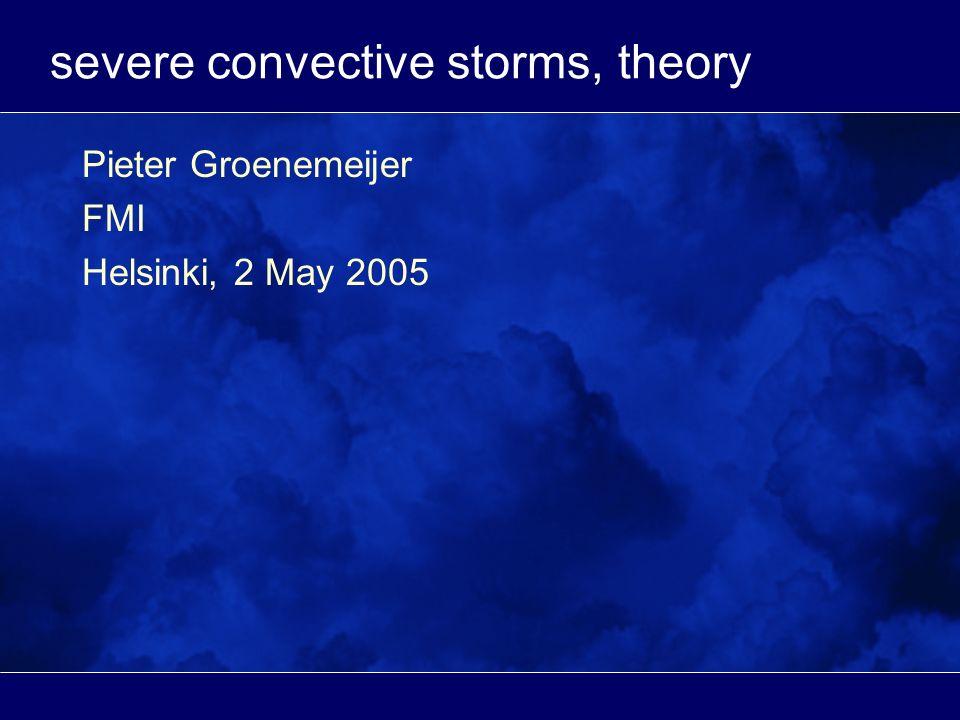 one-slide introduction of myself I am Pieter Groenemeijer M.Sc.