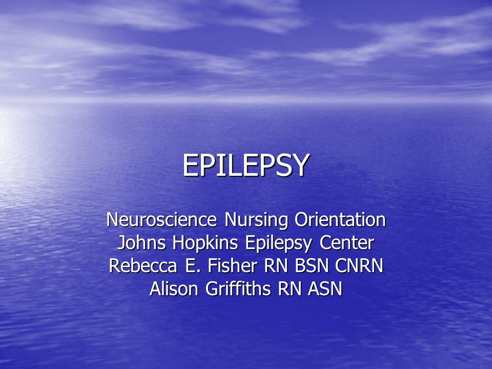 Seizure Disorder Definition Seizure Seizure –A transient disturbance in cerebral function due to paroxysmal neuronal discharges –Irritation and excitability Epilepsy Epilepsy –Occurrence of two or more seizures