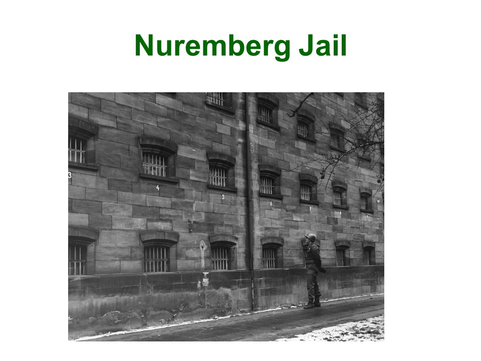 Thoughts??.Looking at this photo of the Nuremberg infamous makes you feel and think what.