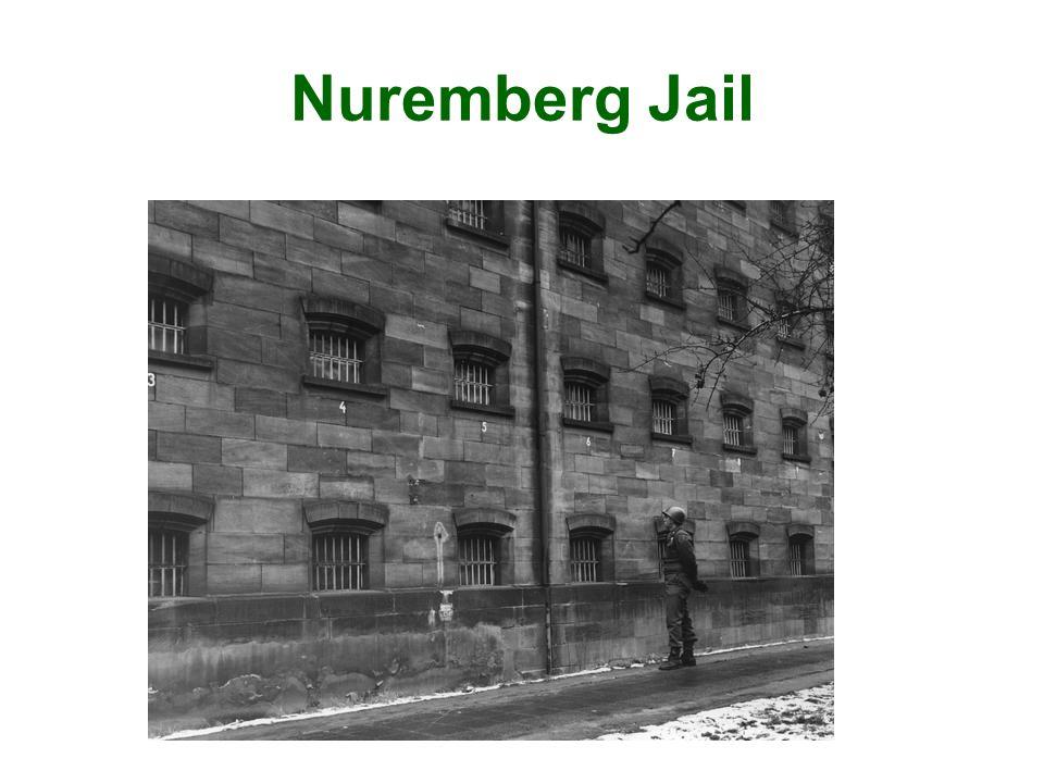 Nuremberg Jail