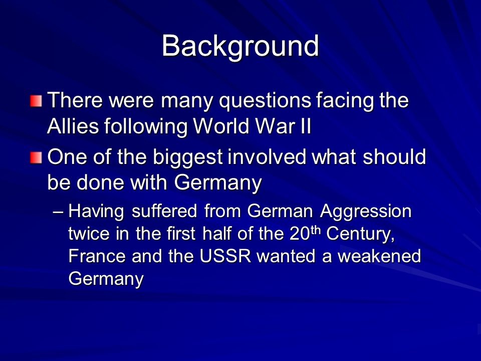 The Solution Using the northern and southern corridors to enter Berlin and the center corridor to exit, the Allies began sending planes into the ravaged city Before long the planes were landing every three minutes, each one bringing ten tons of needed supplies