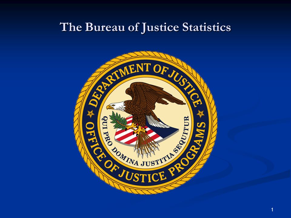 2 Mission and Organization Statistical arm of the Department of Justice Statistical arm of the Department of Justice Staffed by about 40 statisticians (grades 9-15) and 20 other support staff Staffed by about 40 statisticians (grades 9-15) and 20 other support staff Report data on the life-cycle of a crime from when it occurs through post-correctional outcomes Report data on the life-cycle of a crime from when it occurs through post-correctional outcomes Five major units: Five major units: Victimization Victimization Law Enforcement Law Enforcement Prosecution and Adjudication Prosecution and Adjudication Corrections Corrections Special Projects and Recidivism Special Projects and Recidivism