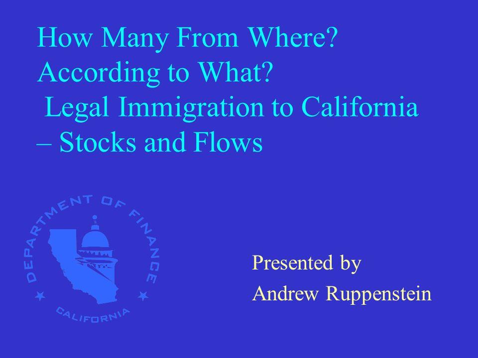 California: Three Sets of Estimates vs. Census 2000