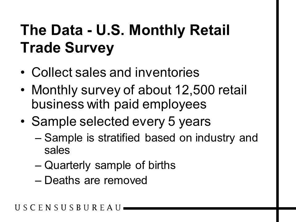 The Data - U.S.