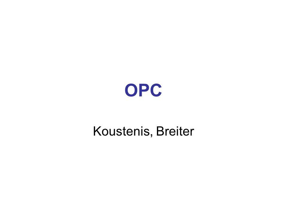 OPC Koustenis, Breiter